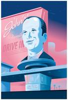 John's Family Drive-In, John Waters portrait