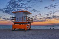 Street Lifeguard Tower
