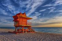 24th Street Lifeguard Tower