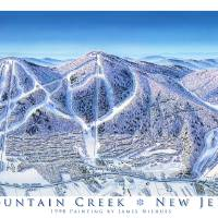 Mountain Creek Art Prints & Posters by James Niehues