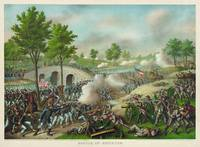 Battle of Antietam. Army of the Potomac Gen. Geo.
