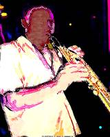 Soprano Sax Player