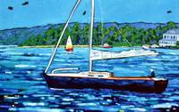 Harbor Springs Sailing