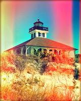 Gasparilla Lighthouse Photography Light Leaks1 HDR