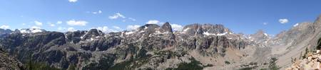 Granite Peak Vista Montana Mountain Panoramic