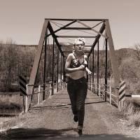 Monroe Running Away by I.M. Spadecaller