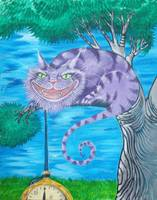 Cheshire Cat Somnium Evigilantes(Waking Sleep)