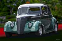 1937 Ford Coupe 'Green Graphics'