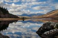 Llynnau Mymbyr and Snowdon 2