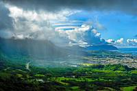 Pali Lookout Showers
