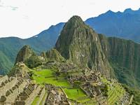 Machu Picchu - The Iconic View