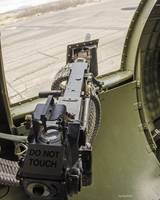B-17 50 Caliber Starboard Machine Gun