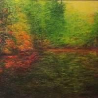 Reynolds Pond Art Prints & Posters by Everett Cooper