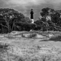 Hunting Island Lighthouse by Jim Crotty