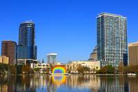 Lake Eola Color