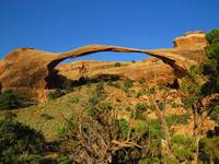 Landscape Arch in Arches N.P.