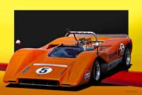 1969 McLaren M8CA Can Am