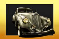 1933 Pierrce-Arrow 'Silver Arrow' Sedan