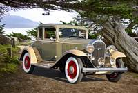 1932 Buick 96S Coupe
