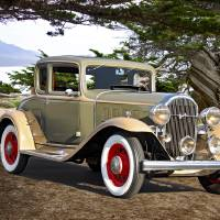 1932 Buick 96S Coupe Art Prints & Posters by Dave Koontz