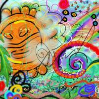 Taino Echoes Art Prints & Posters by Galina Victoria
