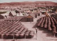 WWI Barracks and Supplies