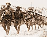 African American Infantry WWI