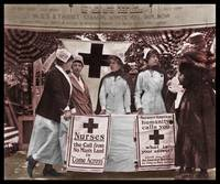 Recruiting Nurses WWI