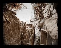 WWI Soldiers in Trenches