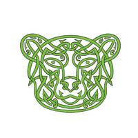Bear Celtic Knot