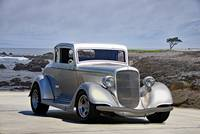 1934 Plymouth Coupe 'Silver Fox'