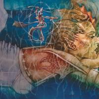 Merfolk 2 Art Prints & Posters by Greg Simanson