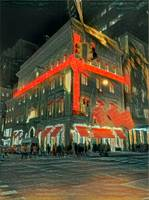 Cartier 5th Avenue - color study