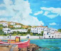 The Village of Mykonos