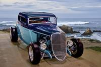 1934 Ford 'Beach Baby' Coupe