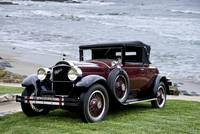 1928 Packard 526 Convertible Coupe
