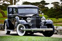 1933 Packard Super Eight Sedan