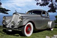 1937 Pierce Silver Arrow Sedan