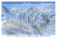 Salt Lake City Area Ski Resorts