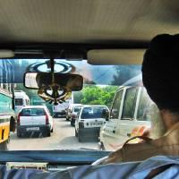 Delhi Driver Art Prints & Posters by Kyle Ferguson
