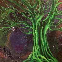Arbre Vert Art Prints & Posters by Caitlin Padilla