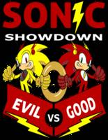 Sonic Showdown - RB - Tshirt