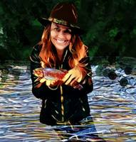 Marry a Woman who Fishes