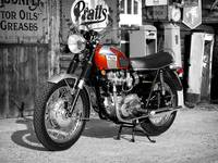The 1969 Triumph Bonneville