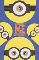 Despicable me, Animated Movie, minions, film