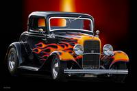 1932 Ford 'Classic Hot Rod' Coupe