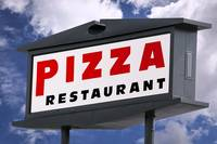 Pizza sign C