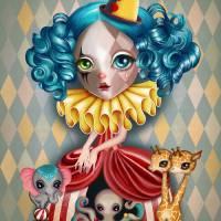 Penelope's Imaginarium Art Prints & Posters by SANDRA VARGAS