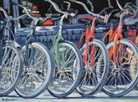 Beach Cruiser Bicycles at The Shop