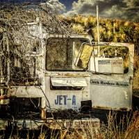 Out of Gas Art Prints & Posters by Joe Vittek
